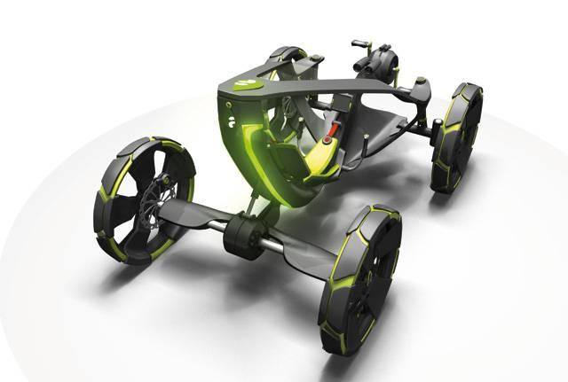 Na světových autosalonech nyní bodují elektromobily, které zaplavily i letošní podzimní pařížský autosalon Mondial l´automobile. Intenzivně se však hledají další způsoby pohonu – od snadno představitelných až po některé spíše z oblasti sci-fi.