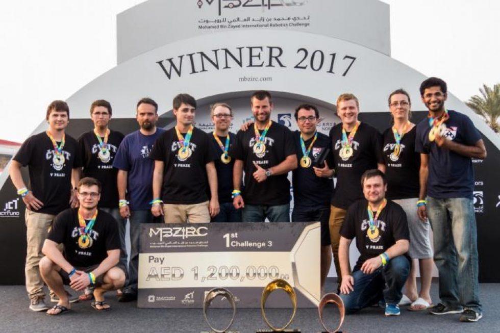 ČVUT MBZIBC 2017