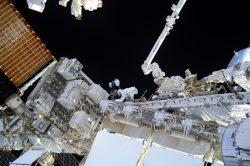 Evropský výstup do otevřeného kosmického prostoru