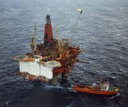 Statfjord: Ropný div ze Severního moře