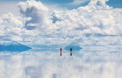 Salar de Uyuni: Solná pláň velká jako střední Čechy