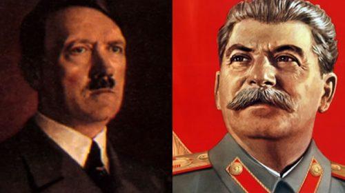 Den, kdy si nacisté a komunisté podali ruku