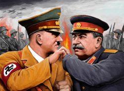 Nacistické Německo a Sovětský svaz: nepřátelé nebo spojenci?