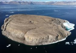Arktida: Územní spor, ve kterém hlavní roli hraje alkohol