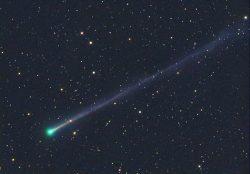Připravte si dalekohledy, blíží se kometa