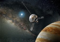 45 let od zahájení éry mezihvězdných letů