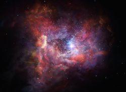 Pohled do doby, kdy byl vesmír ještě batole