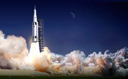 Rok 2017 v kosmonautice: smělé plány i nejistota