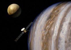 Evropská mise k Jupiteru získává reálnou podobu