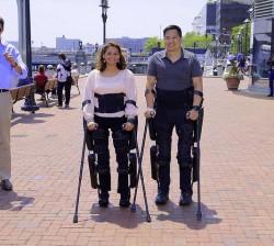 Exoskeleton stvořen pro ulice New Yorku