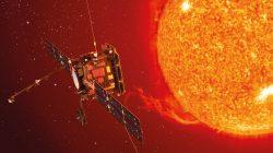 Solar Orbiter doletí nejblíž ke Slunci v celé historii