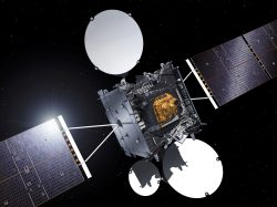 Ultrakapacitory dostaly zkušebnu  EGGO SPACE do vesmírné ligy