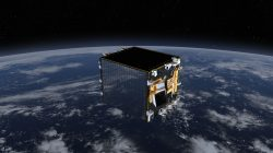 Družicová elektronika CSRC  míří z Kroměříže do vesmíru