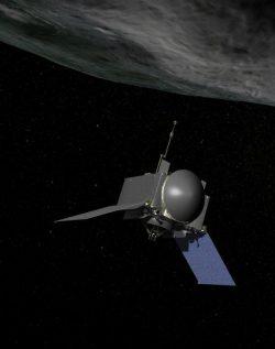 Sonda Osiris-Rex vyrazila na cestu k asteroidu