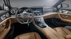 Jak ovládat Mercedes-Benz třídy E?