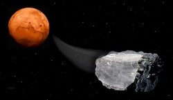 Život na Marsu?