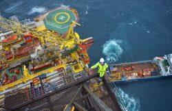 Ropný div ze Severního moře