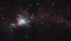Orionova oblaka odhalují svá tajemství