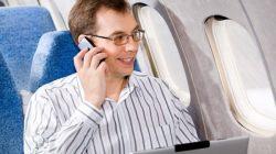 Co způsobí zapnutý telefon v letadle?