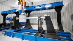 Nejrychlejší a největší 3D tiskárna je velká jako autobus