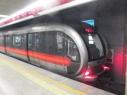 Pekingské metro bude snímat otisky a skenovat tváře
