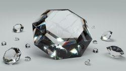 Výzkumníci Fyzikálního ústavu vytvořili nejmenší diamanty na světě