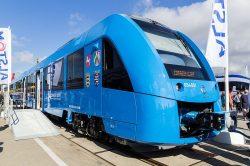 V Německu začínají jezdit vlaky na vodík s nulovými emisemi