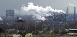Znečištěný vzduch je jako tabák