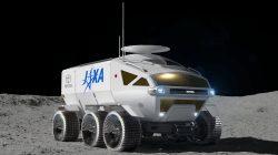 Japonsko se chystá na měsíc. Lunární Toyota má ujet 10000 kilometrů