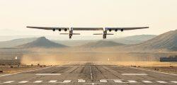 Vzlétlo největší letadlo na světě