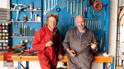 Renovace rachotin aneb kterak dva chlápci z Anglie začali vracet lesk starým autům