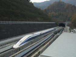 Moderní čínské vlaky pojedou rychlostí až 600 km/h