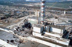 OBRAZEM: Zkáza černobylské elektrárny