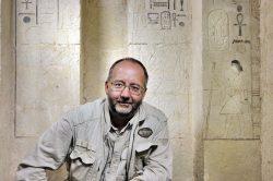 Profesor Miroslav Bárta: Můj svatý grál? Objevit hrobku Imhotepa