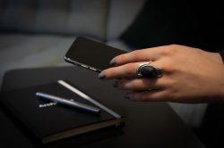 Ochrana biometrických údajů: Umělé otisky na prstenu