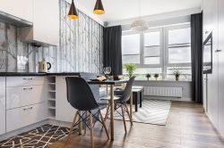 Malý byt může být také pěkný, útulný a s dostatkem místa