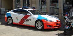 Elektromobily ve službách policie? Jsou stále populárnější…