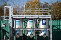 Biometan z Rapotína jako první odebírá innogy