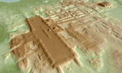V Mexiku byla objevena dosud nejstarší a největší mayská stavba
