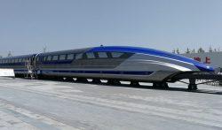 Vlak rychlý jako letadlo