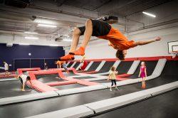 Jump Academy – trampolínové centrum v ČR
