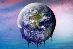 Léto roku 2020 bylo pro severní polokouli nejteplejší od počátku měření