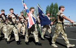 Britská armáda požaduje robotické vojáky