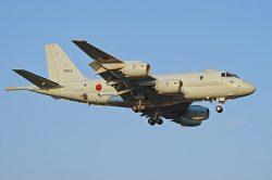 Působivá síla na japonském nebi! Nad bezpečností tamních obyvatel bdí zbrusu nové letouny Kawasaki P-1