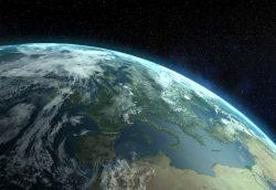 Země zrychluje tempo své rotace