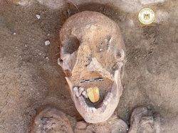 Archeologové objevili pozoruhodnou mumii