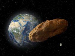 Planetka Apophis Zemi v nejbližších 100 letech neohrozí