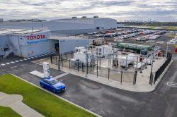 Toyota vyrábí v Austrálii zelený vodík