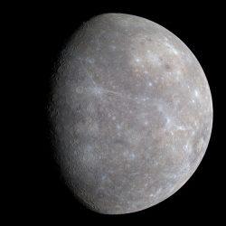 Planeta Merkur má ohon. Vypadá jako kometa