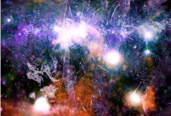 NASA zveřejnila snímek ukazující energetické centrum Mléčné dráhy